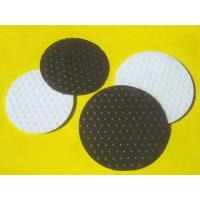Light Weight PTFE Teflon Sheet , Non-Flammable Black PTFE Slide Bearing Manufactures