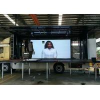 Truck Side Advertising Mobile Billboard Truck Advertising for Outdoor Advertisement Manufactures