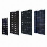 50W Small Polycrystalline Solar Panel Modules, Suitable for Home Use Manufactures
