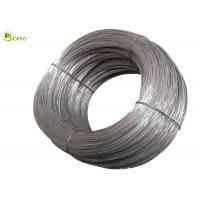 China High Tension Hot Dipped Galvanized Carbon Steel Iron Wire Fine Coil Rod on sale