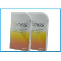 PKC Microsoft Office Retail Box , Microsoft Home And Business 2013 Download Product Key Manufactures