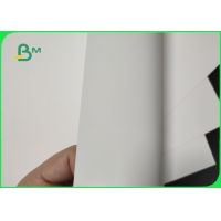 China High Density 350um 500um PP Synthetic Paper For Laser Printing Good Printing on sale