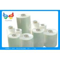 China Compostable Clear Color PLA Plastic Film , Heat Shrink Wrap Free Sample on sale