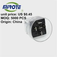 China 1 Superior 12v 40a Relay 5 Pin For European Peugeot Auto Waterproof Standard 9458628780 on sale