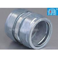 Buy cheap Iso Certificate Emt Conduit And Fittings , Emt Compression Coupling Zinc Die from wholesalers