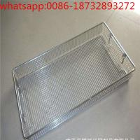 304 stainless steel wire mesh basket stainless steel micron mesh disinfection basket Manufactures