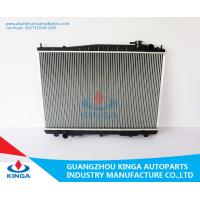 Car parts aluminum radiator for DATSUN TRUCK'97-00 OEM 21410-2S810 Auto Spare Parts Manufactures