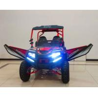 Remote Control Youth Side - By - Side Vehicle Gas Utility Vehicles With LED Light Manufactures
