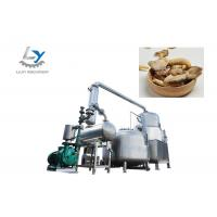 China Low Fat Healthy Vacuum Fried Chips Machine Large Fruit Area No Color Fading on sale