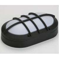 Oval outdoor bulkhead light fittings 280*185*90mm E27 / LED Version IP65 Waterproof Manufactures