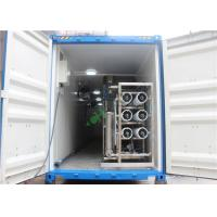 RO UV Water Purifier Water Filter RO Containerized Water Treatment Plant Manufactures