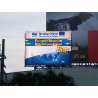 Multi Color Advertising LED Display Screen / Digital Outdoor LED Billboards Manufactures