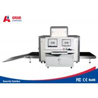 1000mm X 1000mm Tunnel X Ray Baggage Scanner ISO1600 Film For Public Place Security Manufactures
