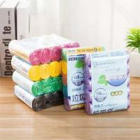 Buy cheap Colorful Custom Trash Bags Smellless With Durable Drawstring Handles from wholesalers