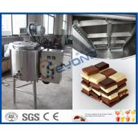 Quality 75L 150L High Efficiency Chocolate Melting Tank with Stainless Steel SUS304 for sale