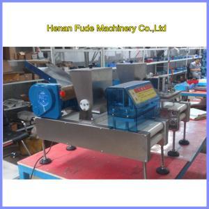 China desktop dumpling wrapper making machine, small dumpling skin machine on sale