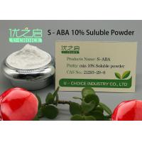 CAS 21293-29-8 Growth Inhibitors Plant Growth Regulators S - ABA Manufactures