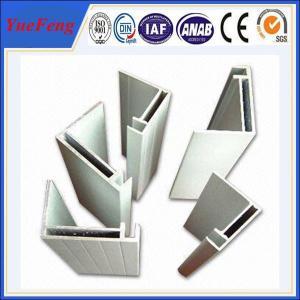 Aluminium profiles for solar frame , Anodized aluminium extrusion profile for solar Manufactures