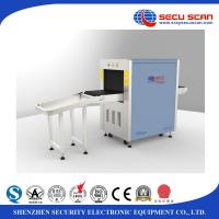 Hotel Security X Ray Baggage Scanner Scanning Image 1024 × 1280 Pixel Manufactures