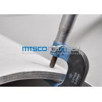 DN 100 114.3mm TP316L Stainless Steel Welded Pipe , Welding Round Pipe Manufactures