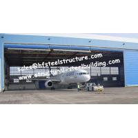 Chinese Structural Steel Building Fabricator for Structural Steel Hanger And  Steel Aircraft Manufactures
