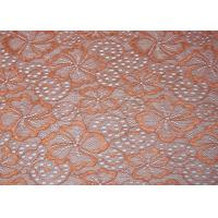 New Fashion Spandex Elastic Lace Fabric For Wedding Dress , Lingerie CY-DN0006 Manufactures