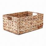 Natural Fiber Storage Basket, Easy to Tranport Manufactures