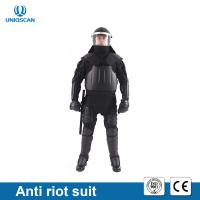 Anti Riot Suit Flap Barrier Gate , Turnstile Access Control System Waterproof Manufactures