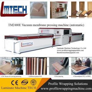 China Mdf Pvc Laminate Machine on sale