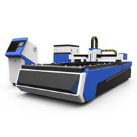 China 3d CNC Laser Cutting Machine / CNC Metal Laser Cutter Speed Adujustable on sale