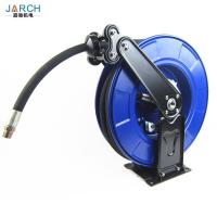 China High Pressure Vacuum Hose Reels 10m 15m Water Hose For Garbage Compactors Street Sweepers on sale