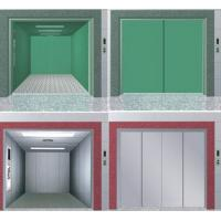 China 0.25-1.5m/s Industrial Elevator Lift with 1000kg Load Capacity on sale