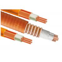 Safety Anti High Temperature Cable , Fire Proof Cable High Mechanical Strength Manufactures