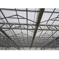 China UV Resistant Polycarbonate Greenhouse 3 M - 8 M Height 3 Years Warranty on sale
