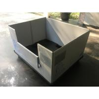Propene Polymer Hollow Honeycomb Products , Honeycomb Board Turnover Box Manufactures