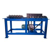 Multi Roll CNC Wire Bending Machine Iron Copper Roll Forming Machines Manufactures
