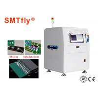 3mm PCB Solder Paste AOI Inspection Machine For Solder Paste Mixer SMTfly-A586 Manufactures