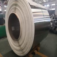 321 BA Finished Cold Hot Rolled Steel Coil NO.4 2B Surface SS321 Stable Manufactures