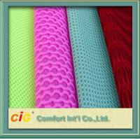 China Softness Comfortable Anti-mosquito 100 Polyester Mesh Fabric Custom Color on sale