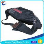 Canvas Sports Mens Waist Bag / Running Waist Bag Customized Color 36x16x2 Cm Size Manufactures