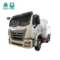 6x4 Concrete Mixing Transport Trucks / Front Discharge Cement Trucks 21 - 30t Manufactures