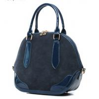 2015 Newly Design PU and suede Tote Bag Manufactures
