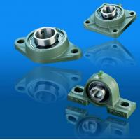 UCP311 Pillow Block Bearings With Sheet Steel Housings For Machine Tool Spindles Manufactures