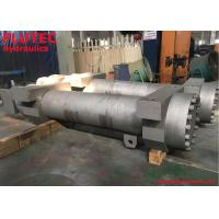 Quality Heavy Duty Mill Type Hydraulic Cylinder For Steel Works Bore 380 X Rod 290 X Stroke 1350 for sale