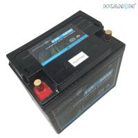 12.8V 12V 30Ah Lithium-ion Lithium ion LiFePo4 Solar Battery Pack Manufactures