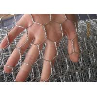"Hot Dipped Galvanized 0.7mm*1/2""*1/2""* 1M*20M Rabbit Hexagonal Wire Mesh Manufactures"
