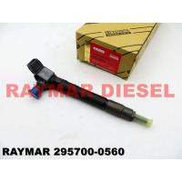 China 295700-0560 Common Rail Denso Diesel Injectors on sale
