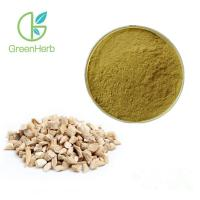 China Brown Yellow Powder Herbal Plant Extract Indigowoad Root Extract Radix Isatidis P.E on sale