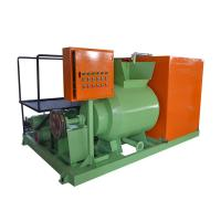 High Speed Pulp Egg Tray Making Machine , Egg Tray Manufacturing Unit Manufactures