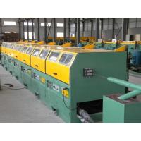 2 Wheel Barrow Wire Mesh Manufacturing Machine , Industrial Wire Processing Equipment Manufactures